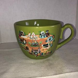Authentic Disney theme parks mug